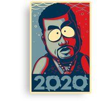 KW 2020 Canvas Print