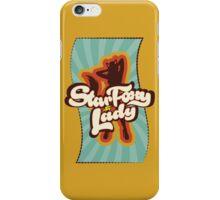 Star Foxy Lady iPhone Case/Skin