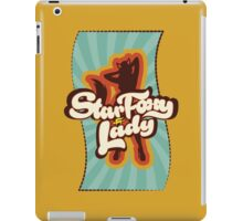 Star Foxy Lady iPad Case/Skin