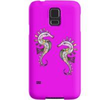 Double Seahorses Samsung Galaxy Case/Skin