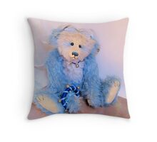 The Jesters Reflections   (Teds by Deb) Throw Pillow