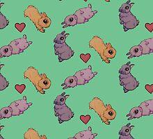 Love Bunnies by alibalibeee