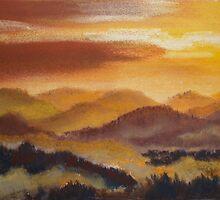 Blue Ridge Gold by Cathy  Weaver