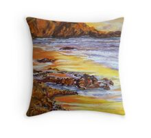 Ebb & Flow Throw Pillow
