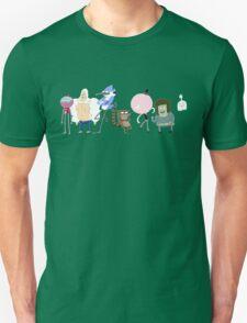 Regular Show Line Up T-Shirt