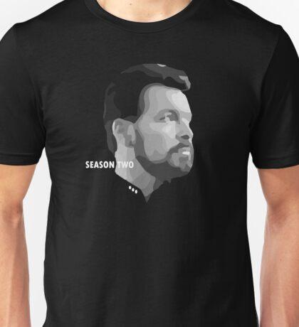 Riker's Beard Unisex T-Shirt