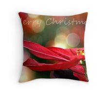 Merry Christmas!! Throw Pillow