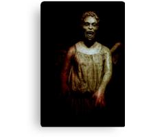 Flesh & Stone Canvas Print