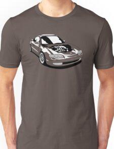 Mazda MX-6 (No Model Name) Unisex T-Shirt