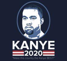 Kanye for President! 2020 Kids Clothes