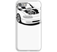 Mazda MX-6 (No Model Name) iPhone Case/Skin