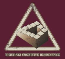 Warning Cognitive Dissonance by Mike-Brodu