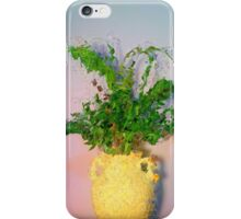 Potted Plant iPhone Case/Skin