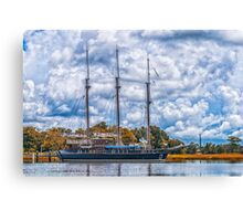 Peacemaker at Rest Canvas Print