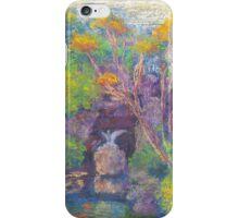 Kabuki Koi Pond (pastel) iPhone Case/Skin