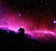 Horsehead Nebula by Michael Tompsett