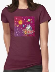 Bunny 'verse Womens Fitted T-Shirt