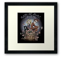 Making The Universe A Better Place Framed Print
