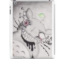 My Demon Neighbor Totoro iPad Case/Skin