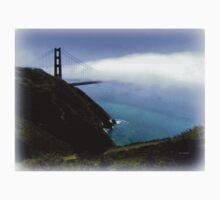 Golden Gate  Baby Tee