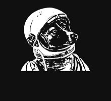 Astronaut Dog Cool Unisex T-Shirt