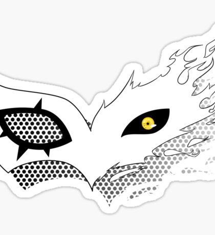 Persona 5: Prepare for the Heist Sticker