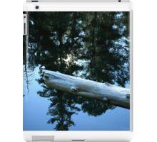 Still Water - The Rogue River iPad Case/Skin