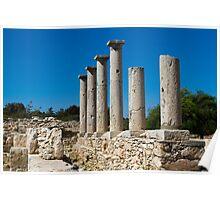 Sanctuary of Apollon Poster