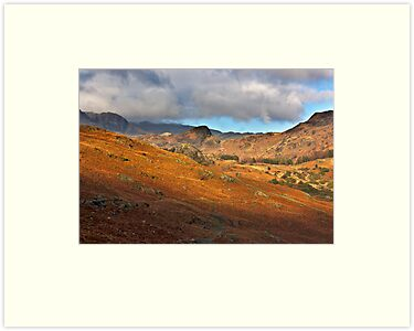 Langdale Valley by Trevor Kersley