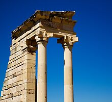 Sanctuary of Apollon by AndyCh