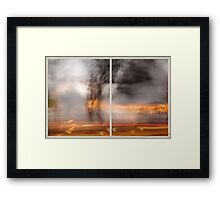 Life Passes By... Desire Framed Print