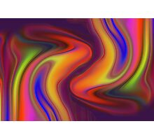 Artistic Abstract Photographic Print