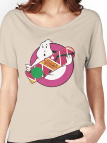 GHOST TO THE FUTURE Women's Relaxed Fit T-Shirt