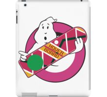 GHOST TO THE FUTURE iPad Case/Skin