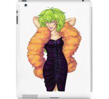 Jemcon 2015 - Pizzazz Badge Art iPad Case/Skin
