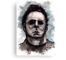 The Boogeyman Canvas Print