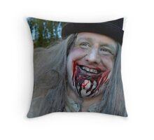 UZA Ray Digger  Throw Pillow