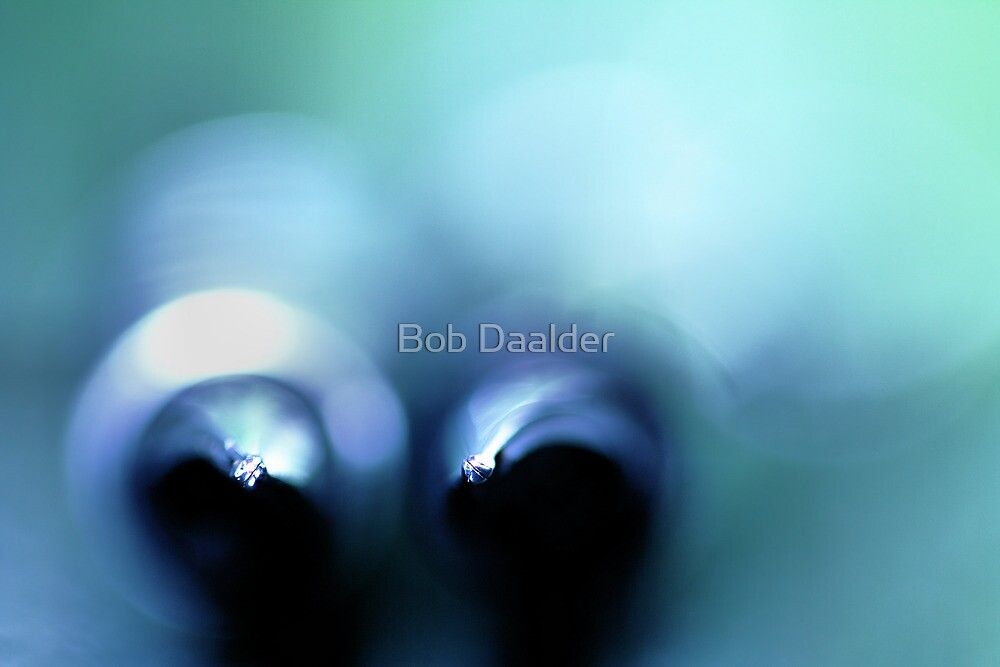 For Love Letters Only! (Blue version) by Bob Daalder