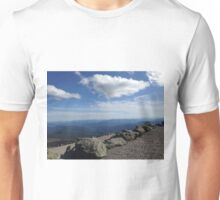 Ships in the Sky by Thomas Bahr II Unisex T-Shirt