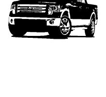 Ford F-150 King Ranch SuperCrew 2012 by garts