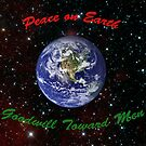Peace On Earth - Goodwill Toward Men by Paul Gitto