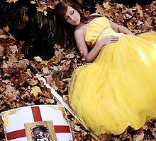 asleep by April Elizabeth
