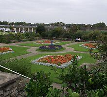 Sunken Gardens - Skegness by Stephen Willmer
