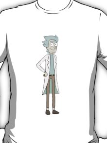 Rick and Morty-- Younger Rick T-Shirt