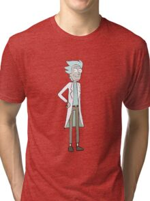 Rick and Morty-- Younger Rick Tri-blend T-Shirt