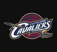 Cleveland Cavaliers by Nabilo