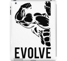 Evolve Fitness Running Muscle BodyBuilding iPad Case/Skin