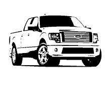 Ford F-150 Lariat Limited 2010 by garts