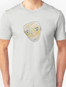 Blue-Eyed Bald Man Tee T-Shirt