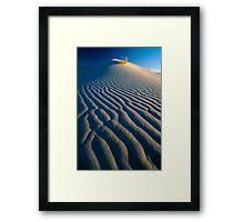 Guadalupe Dunes Framed Print